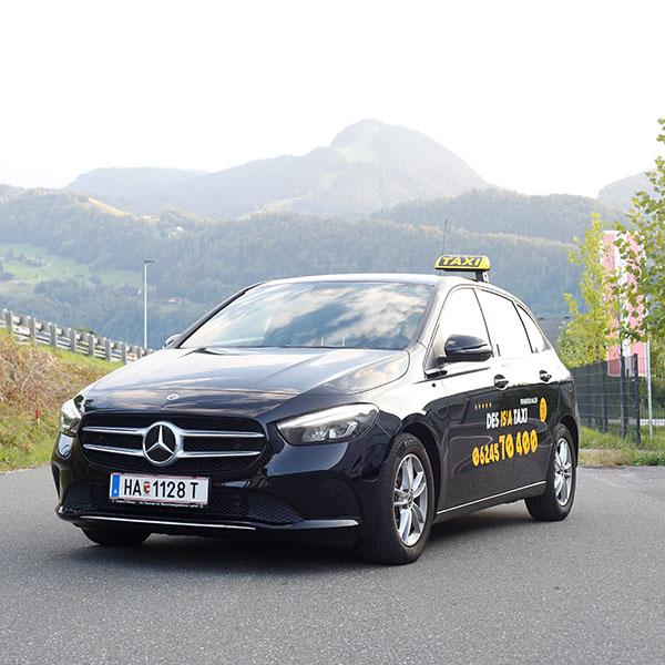 Des Is'a Taxi Mercedes