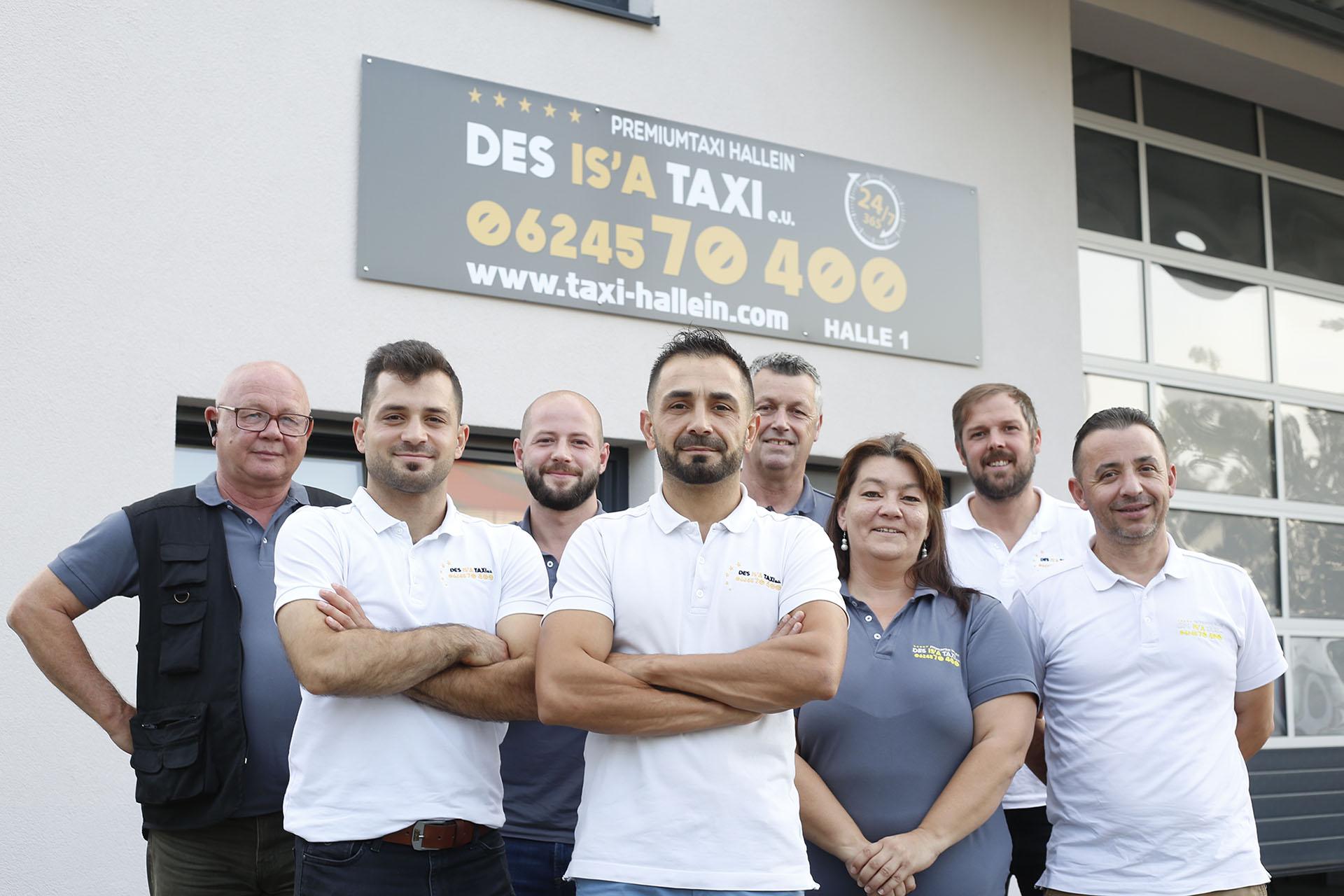 Des Is'a Taxi Team 2021